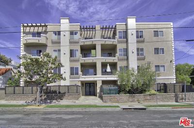 Condo/Townhouse For Sale: 1410 North Curson Avenue #301
