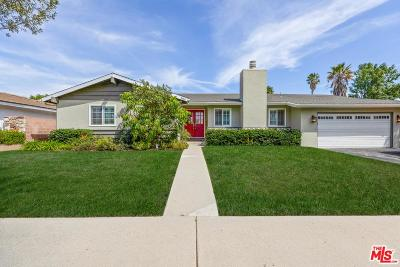 Northridge Single Family Home Active Under Contract: 9960 Babbitt Avenue
