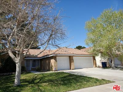 Palmdale Single Family Home For Sale: 37731 Wisteria Trails