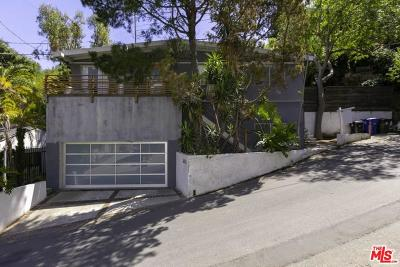 Los Angeles Single Family Home For Sale: 2755 Belden Drive