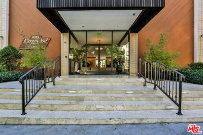 Los Angeles County Condo/Townhouse Active Under Contract: 1015 North Kings Road #209