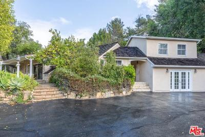 Beverly Hills Single Family Home For Sale: 2930 Hutton Drive