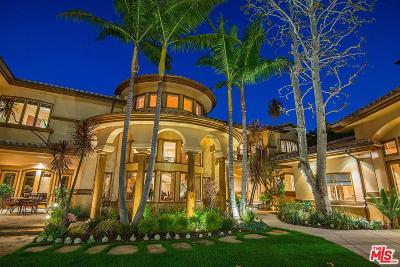 Calabasas CA Single Family Home For Sale: $5,750,000