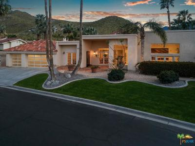 Palm Springs Single Family Home For Sale: 64891 Montevideo Way