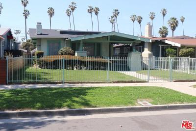 Los Angeles CA Single Family Home Active Under Contract: $525,000