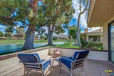 Palm Springs Condo/Townhouse For Sale: 6720 Greenwood Circle