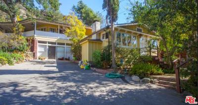 Los Angeles CA Single Family Home For Sale: $1,890,000