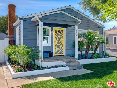 Single Family Home For Sale: 6456 West 84th Street