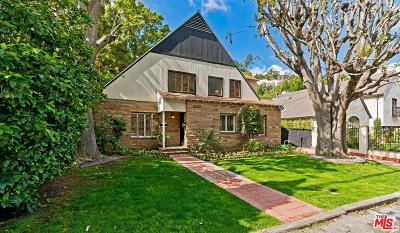 Studio City Single Family Home Active Under Contract: 3701 Goodland Avenue