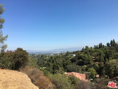 Encino Residential Lots & Land Active Under Contract: 3557 Alginet Dr