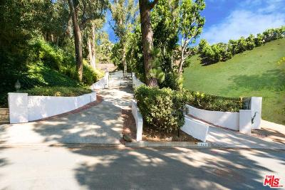Beverly Hills Single Family Home For Sale: 1242 Lago Vista Drive