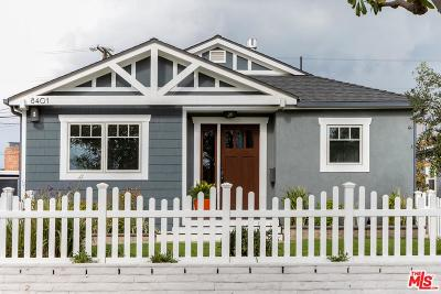 Single Family Home Sold: 8401 Regis Way