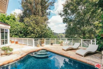 Los Angeles CA Single Family Home For Sale: $2,595,000