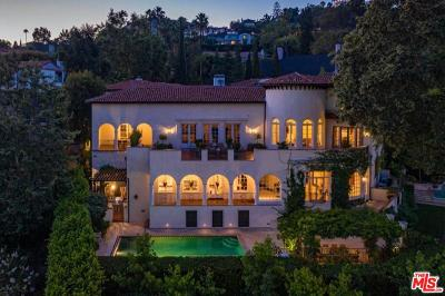 Los Angeles CA Single Family Home For Sale: $11,950,000