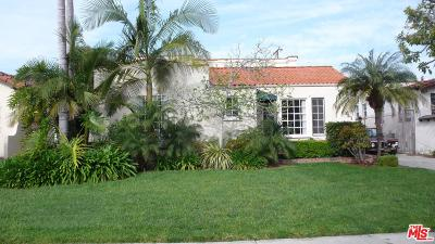 Beverly Hills Single Family Home For Sale: 341 South Clark Drive