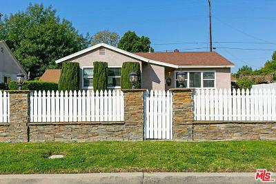 Single Family Home Sold: 6337 Langdon Avenue
