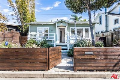Venice Single Family Home For Sale: 850 Superba Avenue