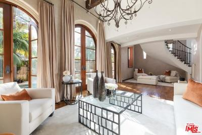 Los Angeles CA Single Family Home For Sale: $4,295,000