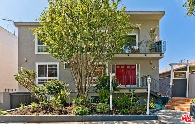 Los Angeles County Condo/Townhouse Active Under Contract: 944 11th Street #1