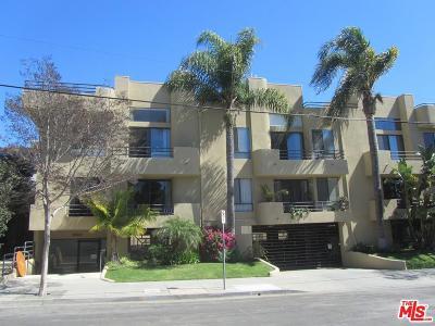Los Angeles County Condo/Townhouse Active Under Contract: 1420 North Stanley Avenue #104