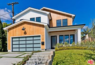 Cheviot Hills/Rancho Park (C08) Single Family Home For Sale: 3118 Patricia Avenue