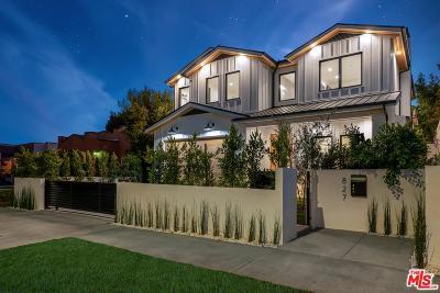 Single Family Home For Sale: 827 North Curson Avenue