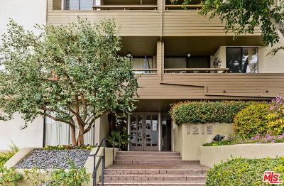 West Hollywood Condo/Townhouse For Sale: 1215 North Olive Street #403