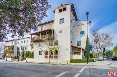 Pasadena Condo/Townhouse For Sale: 700 East Union Street #102