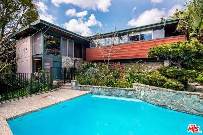 Cheviot Hills/Rancho Park (C08) Single Family Home For Sale: 2768 Monte Mar Terrace