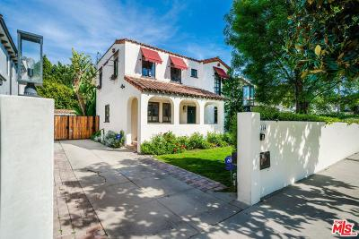 Studio City Single Family Home Active Under Contract: 4164 Kraft Avenue