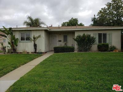 Pomona Single Family Home For Sale: 283 Canfield Avenue