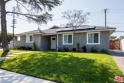 Long Beach Single Family Home For Sale: 3003 Shadypark Drive