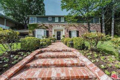 Cheviot Hills/Rancho Park (C08) Single Family Home For Sale: 2711 Motor Avenue