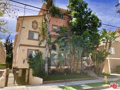 Toluca Lake Condo/Townhouse For Sale: 10924 Bloomfield Street #2