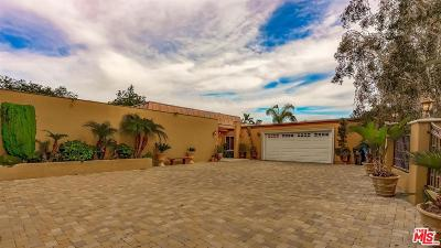 Los Angeles County Single Family Home For Sale: 1256 Casiano Road