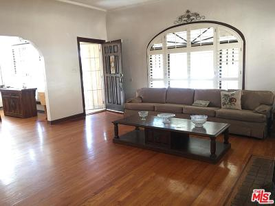 Los Angeles Single Family Home For Sale: 2007 West 82nd Street