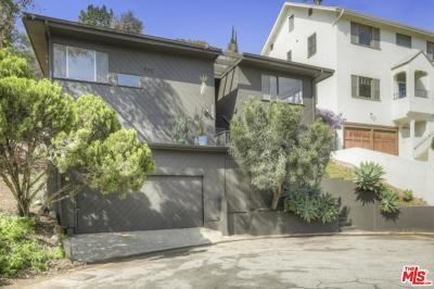 Single Family Home For Sale: 2508 Ivan Hill Terrace