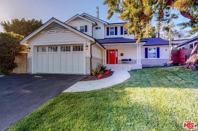 Single Family Home For Sale: 7635 Kittyhawk Avenue