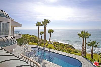 Malibu Single Family Home For Sale: 7049 Birdview Avenue