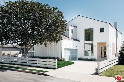 Single Family Home For Sale: 7620 Stetson Avenue