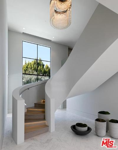 Beverly Hills Single Family Home For Sale: 837 Greenway Drive