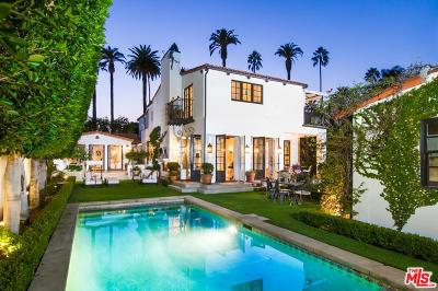 Beverly Hills Single Family Home For Sale: 510 North Hillcrest Road