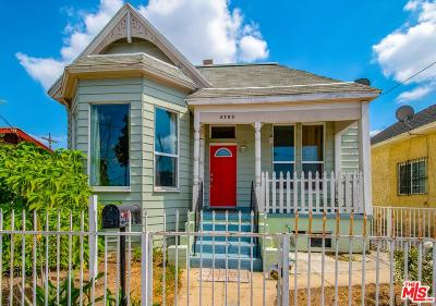 Single Family Home Active Under Contract: 3762 Crawford Street