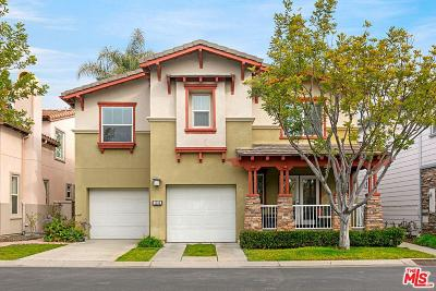 Single Family Home For Sale: 5308 Ballona Lane
