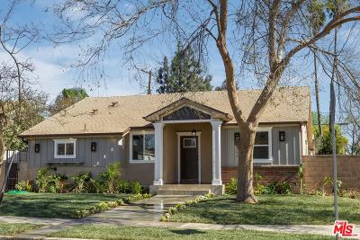 Van Nuys Single Family Home For Sale: 7900 Ostrom Avenue