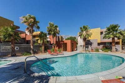 Palm Springs Condo/Townhouse For Sale: 3545 Sunburst