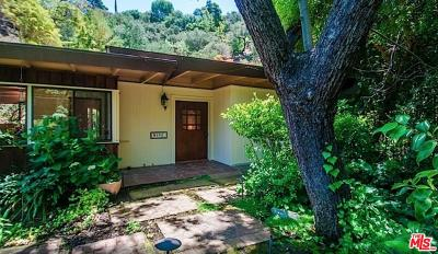 Beverly Hills Rental For Rent: 2780 Hutton Drive