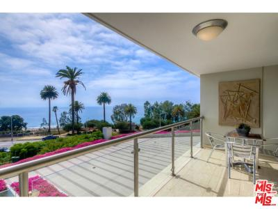 Santa Monica Condo/Townhouse For Sale: 201 Ocean Avenue #B508