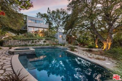 Beverly Hills Single Family Home For Sale: 3201 Coldwater Canyon Lane