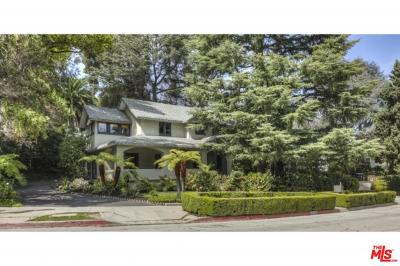Single Family Home For Sale: 3239 Oakshire Drive